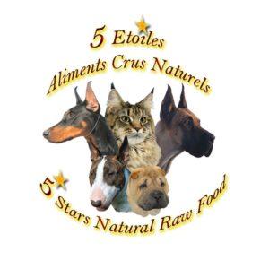 5 Étoiles - Aliments Crus Naturels